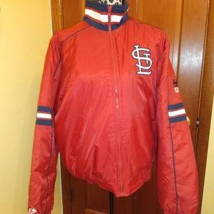 Majestic St Louis Cardinals jacket